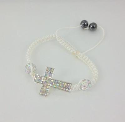 Greek easter candles greek easter gift greek godchild gift white cross bracelet negle Choice Image
